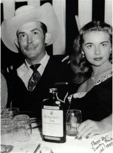 Hank Williams Sr. & Second Wife